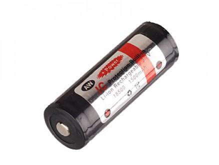 Dobíjecí baterie AW 18500 (Li-Ion)