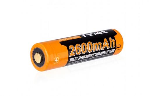 Dobíjecí baterie Fenix 18650 2600 mAh (Li-Ion)