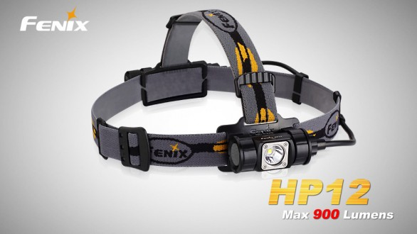 Čelovka Fenix HP12