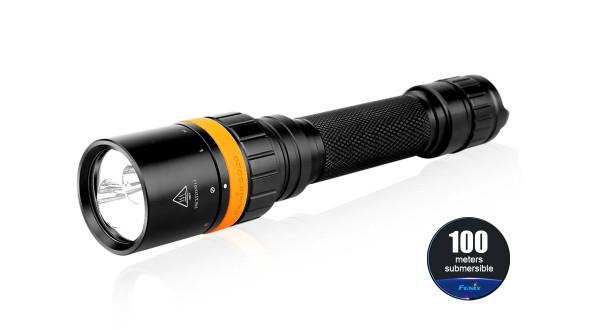 Potápěčská LED svítilna Fenix SD20