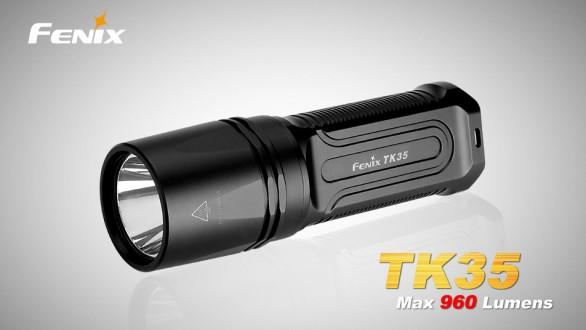 LED svítilna Fenix TK35 XM-L2 (960 lumenů)