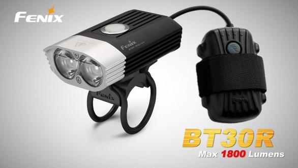 Nabíjecí cyklosvítilna Fenix BT30R