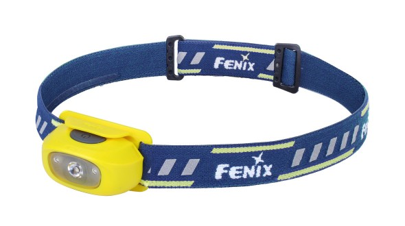 Fenix HL16 - žlutá