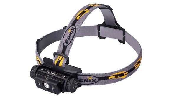 Nabíjecí čelovka Fenix HL60R - černá