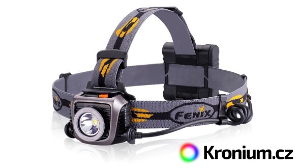 LED čelovka Fenix HP15 Ultimate Edition
