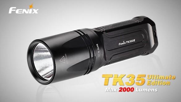 LED svítilna Fenix TK35 Ultimate Edition (2000 lumenů)