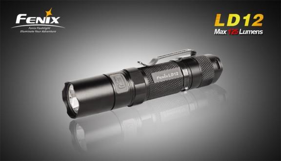 LED svítilna Fenix LD12 G2