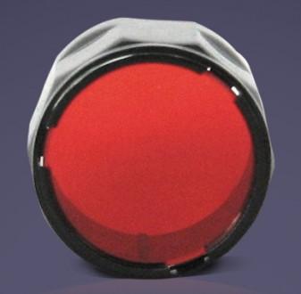 Červený filtr Fenix