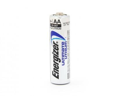 Lithiová tužková baterie Energizer L91