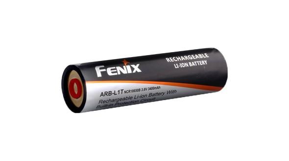Náhradní akumulátor ARB-L1T 3400 mAh pro nabíjecí svítilny Fenix