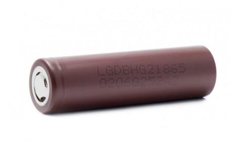 Akumulátor LG INR18650HG2 3000mAh (Li-Ion)
