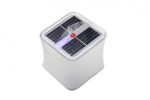 Nafukovací solární lucerna Luna Cube LC1-L