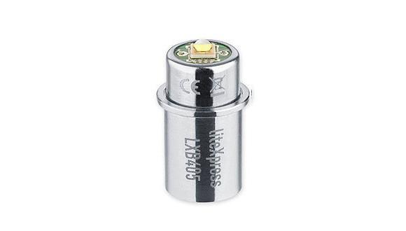 LED upgrade 278 lumenů pro 2x C/D svítilny Maglite