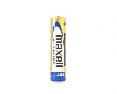 Mikrotužková AAA alkalická baterie Maxell 1ks