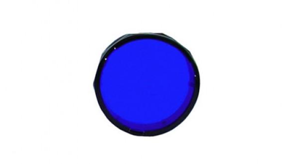 Modrý filtr 34-36 mm pro svítilny Fenix TK09, TK15 a TK16