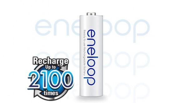 Panasonic Eneloop AA NiMH 1ks 2100 cyklů