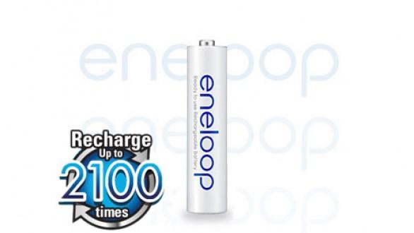 Panasonic Eneloop AAA NiMH 1ks 2100 cyklů