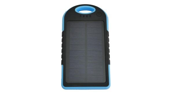Coelsol Bank SPB12 Solární power banka 12000mAh - modrá