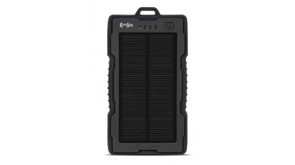 Coelsol Bank SPB13 Solární power banka 13000mAh - černá