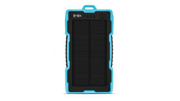 Coelsol Bank SPB13 Solární power banka 13000mAh - modrá