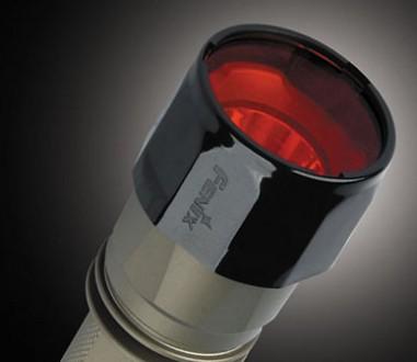 Červený filtr Fenix AOF-M pro TK09, TK15, TK16 a HP30