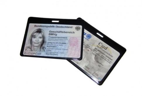 Bezpečnostní pouzdro na RFID kartu