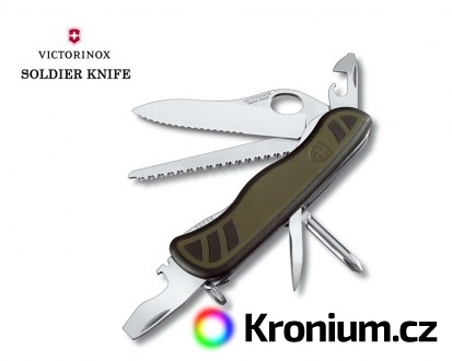 Victorinox Soldier Knife