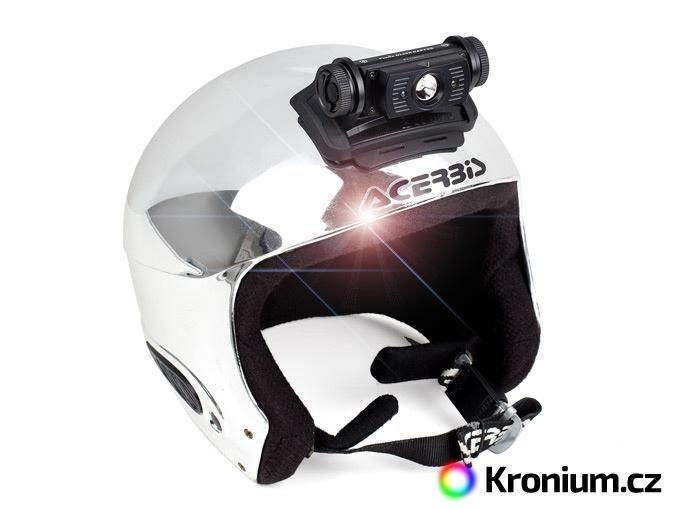 Držák Fenix ALG-03 pro HL55 a HL60R na helmu 1826e4783b